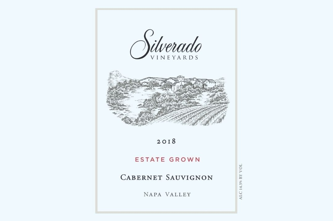 silverado_vineyards_label