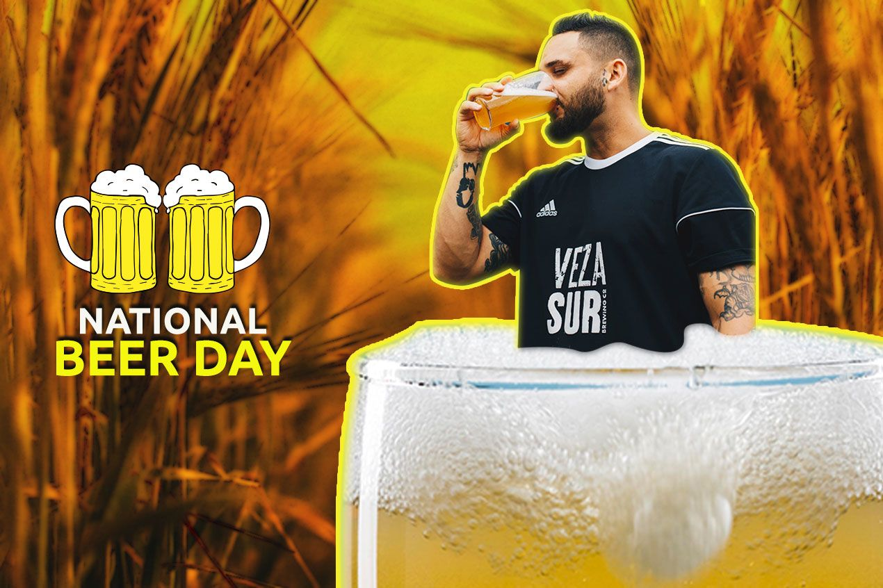 Photo for: 10 beers that celebrate National Beer Day