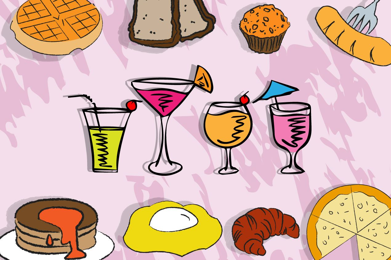 Photo for: Best Boozy Brunches in Chicago