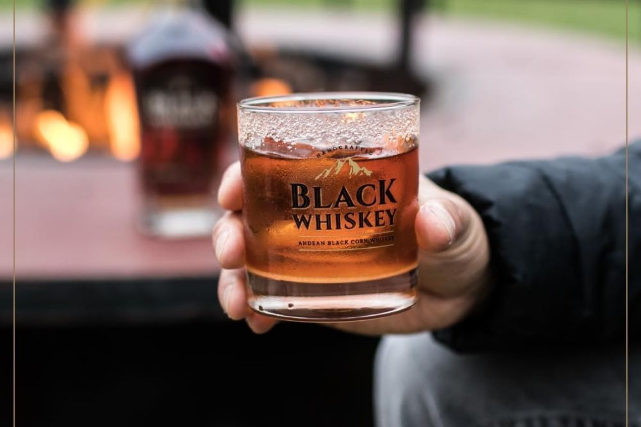 Photo for: An Old Fashioned from the Andeans