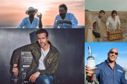Photo for: Celebrity owned alcohol brands worth the shot