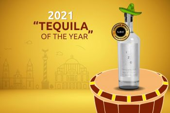 Photo for: IZO Extra Añejo Cristalino is Tequila of the Year