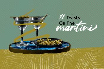 Photo for: An extra-Martini affair