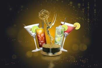 Photo for: Cocktails inspired by the 2021 Emmy Awards
