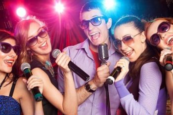 Photo for: Channel your inner rockstar at Chicago's karaoke bars