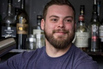 Photo for: From the Army to behind the bar with Chris Cleary