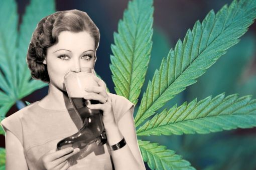 Photo for: What is a cannabis beverage and why should I try one?