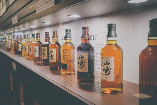 Photo for: Japanese spirits aim for global growth