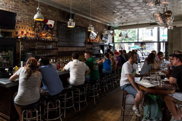 Photo for: The Best Spots to Drink Craft Beer in Chicago