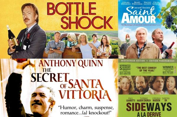 Photo for: Wine Watch: The Finest Films with Wine at their Heart