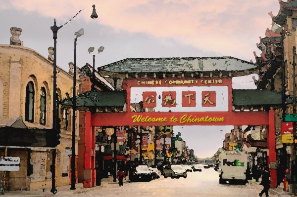 Photo for:  Go drinking in Chicago's Chinatown