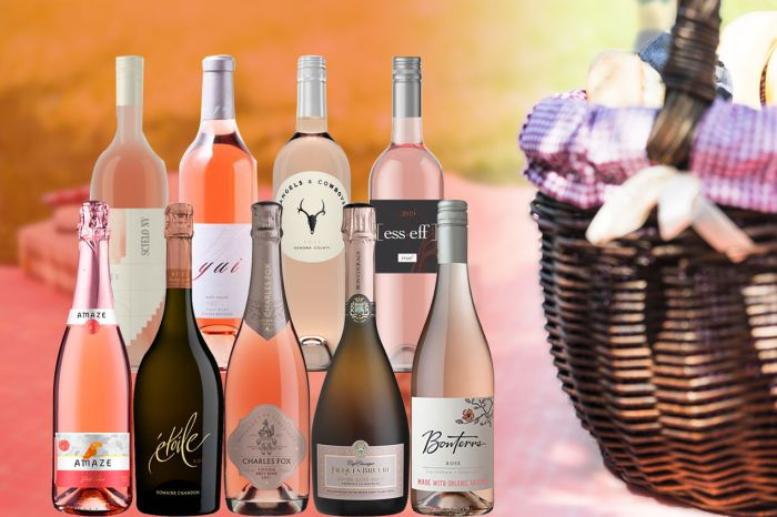 Photo for: 9 Rosés for Summer Picnics