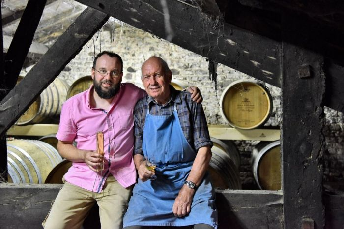 Photo for: The Best Cognac Comes from a family of Master Blenders