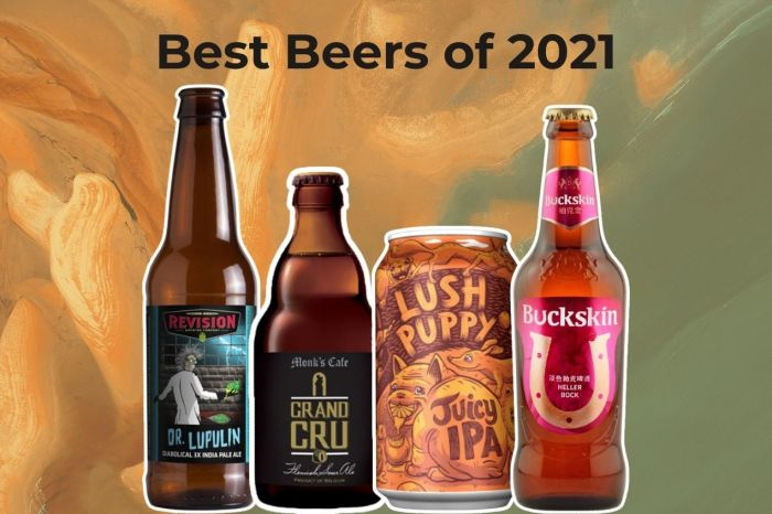 Photo for: The best beers to drink in 2021