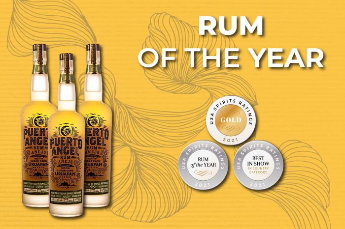 Photo for: Get your hands on the 2021 Rum of the Year